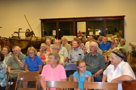 Large Turnout for Flood Recap
