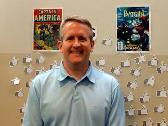 Todd Schaefer, Lamar Librarian