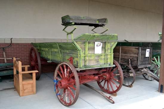 Big Timbers Wagons