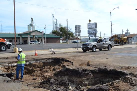 East Olive Water Main (2)