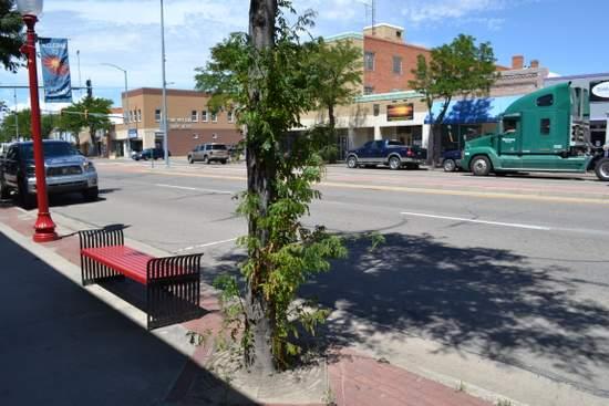 Main Street Lamar
