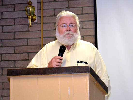 PCDI Interim Executive Director, George Gotto
