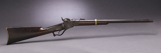 Sergeant J.J. Brown's Starr Carbine