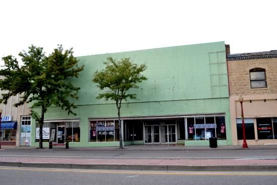 Former JC Penny Building
