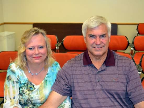 Loretta and Jim Smith