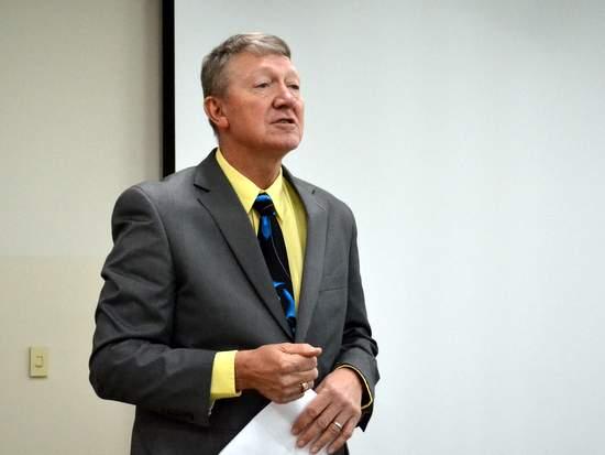 ARPA General Manager Rick Rigel