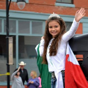 Rhye Ann Sanchez, 2015 Fiesta de Colores Princess