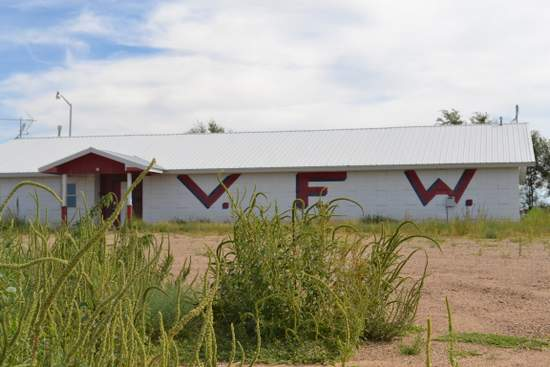 VFW Post on South Memorial Drive