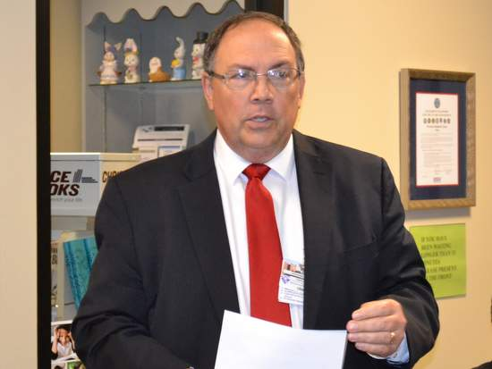 PMC CEO, Craig Loveless
