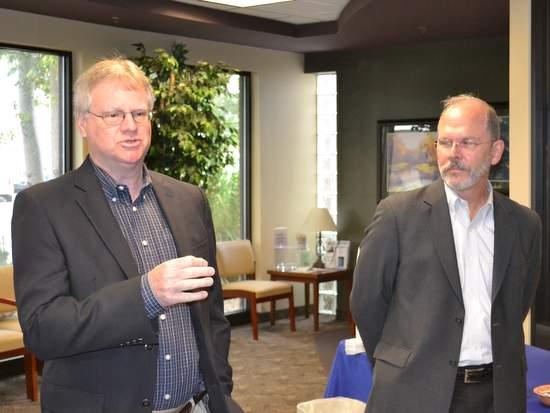 Gary Feldman and Chuck Milhollin