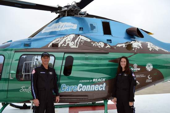 Ephron Brent and Jennifer Merino, Paramedic and RN