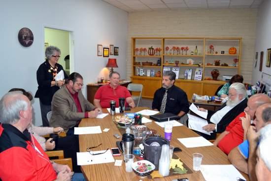 PCDI Board Meeting