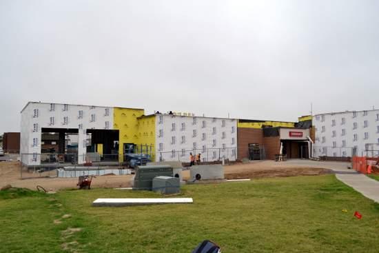 PMC Construction Site