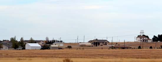 Quail Ridge Area South of Lamar