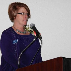Vickie Dykes is new Chamber President