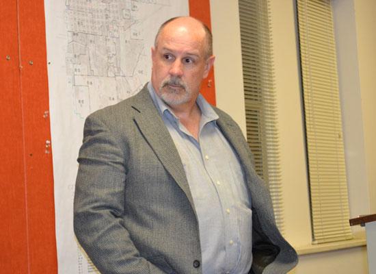 Doug Carrigan, Executive Director of Advanced Treatment Center