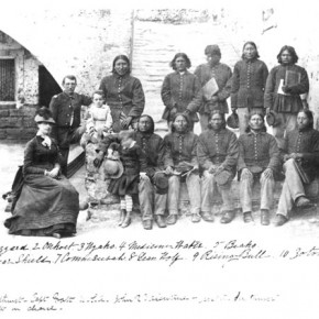 From Sand Creek Massacre to Fort Marion, FL