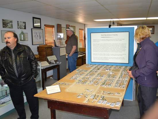 Group Tours Amache Museum in Granada